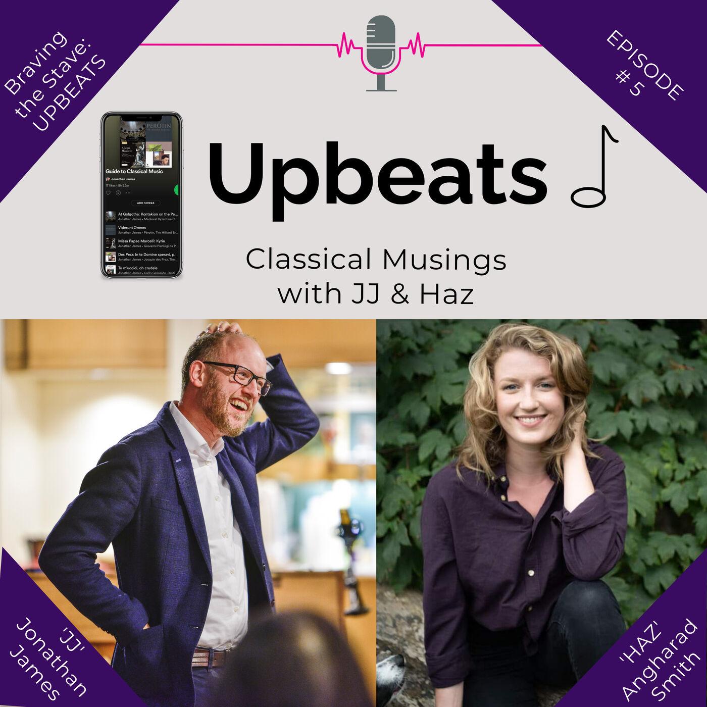 Upbeats: Episode 5 (St Dwynwen/Valentine's Special)