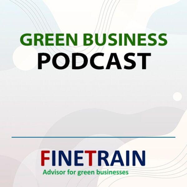 Green Business Podcast Podcast Artwork Image