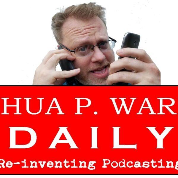 Joshua P. Warren Daily Podcast Artwork Image