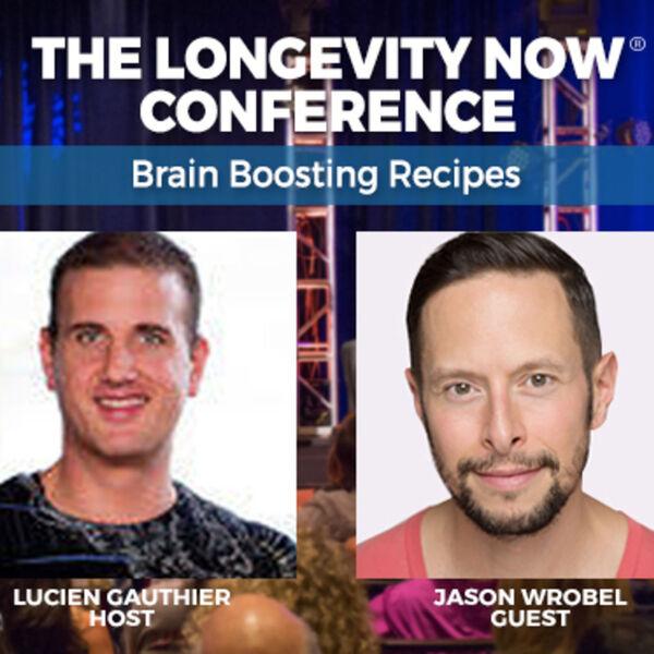 The Longevity Now Podcast Podcast Artwork Image