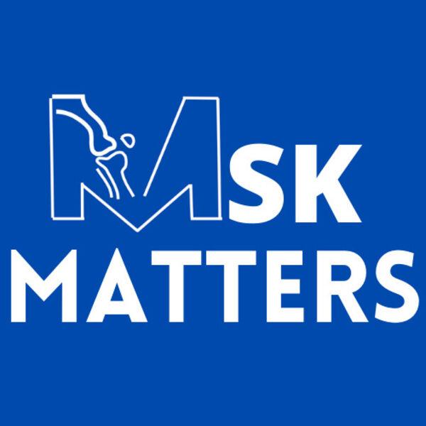 MSK Matters Podcast Artwork Image