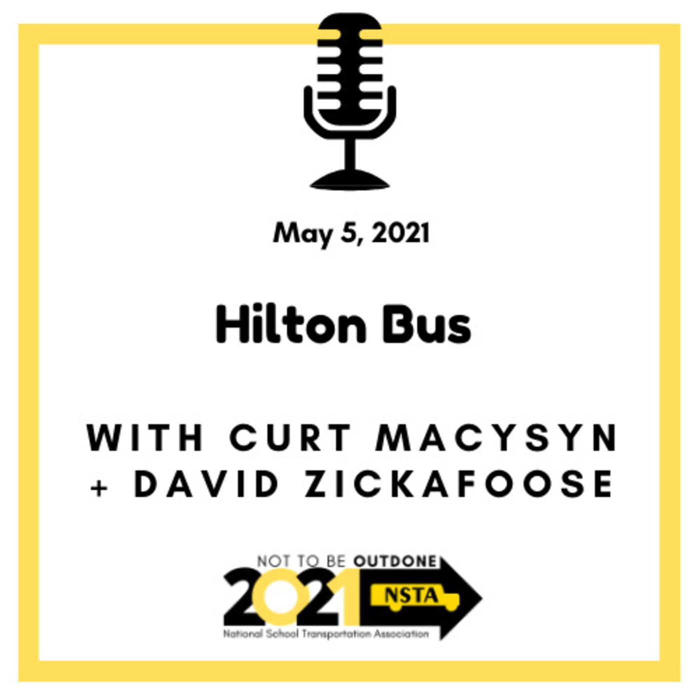 David Zickafoose | Owner | Hilton Bus