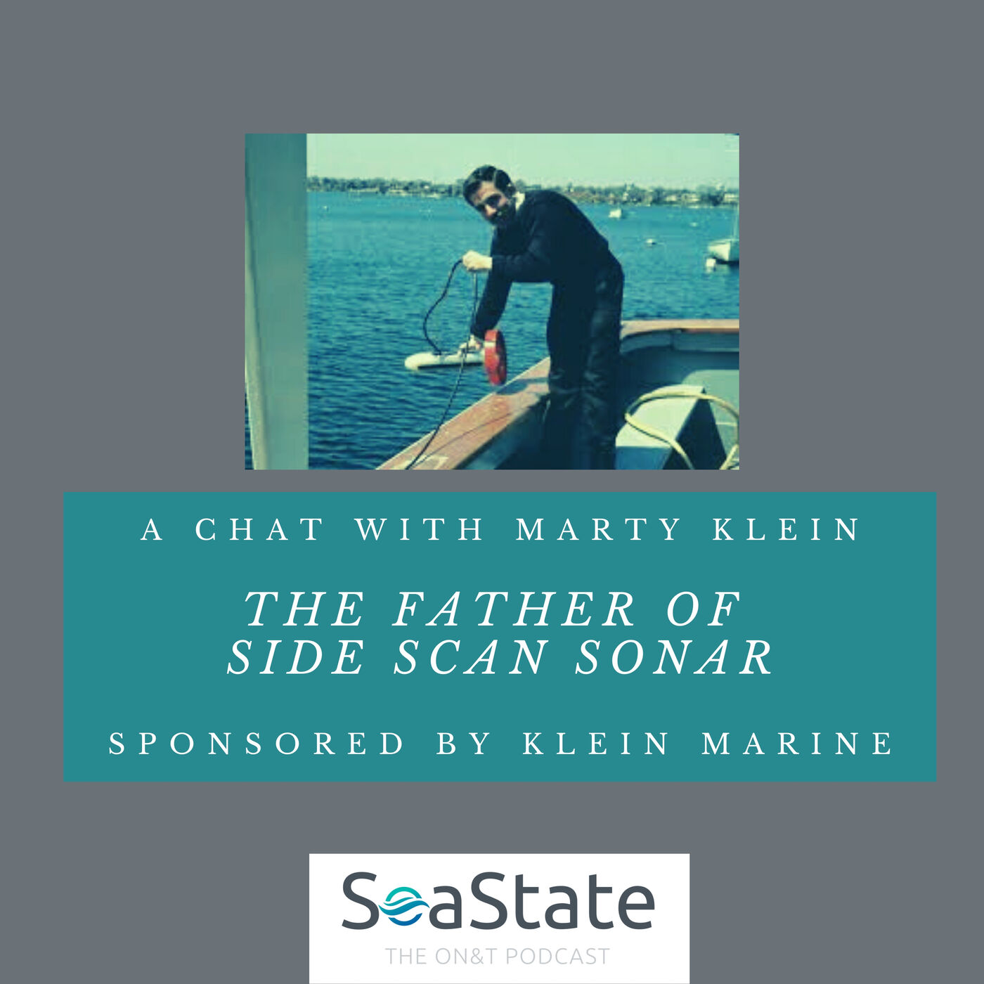 A Chat with Marty Klein: The Father of Side Scan Sonar