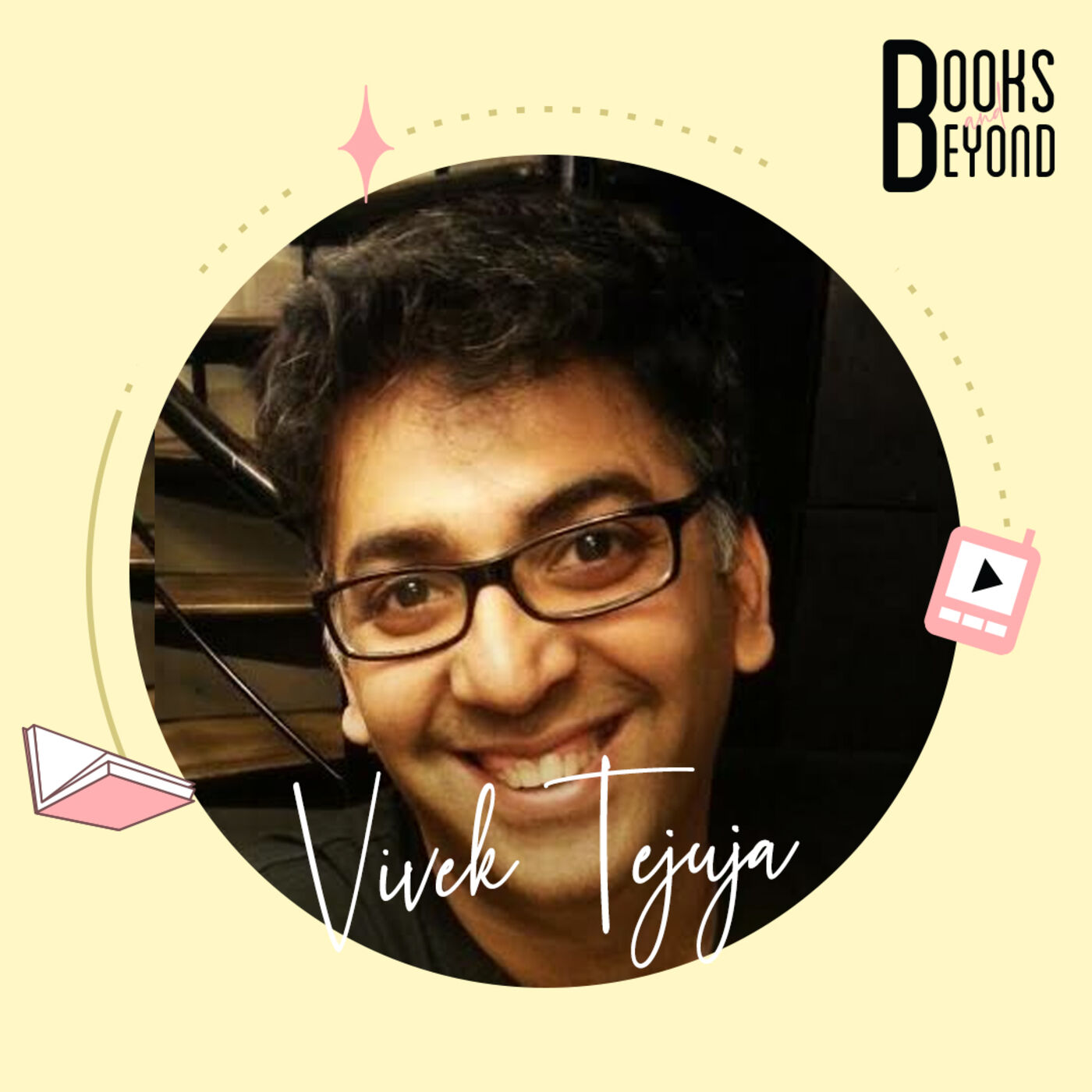 1.11: Vivek Tejuja - India's Biggest Book Blogger And Author Of A Memoir On Growing Up Gay In India