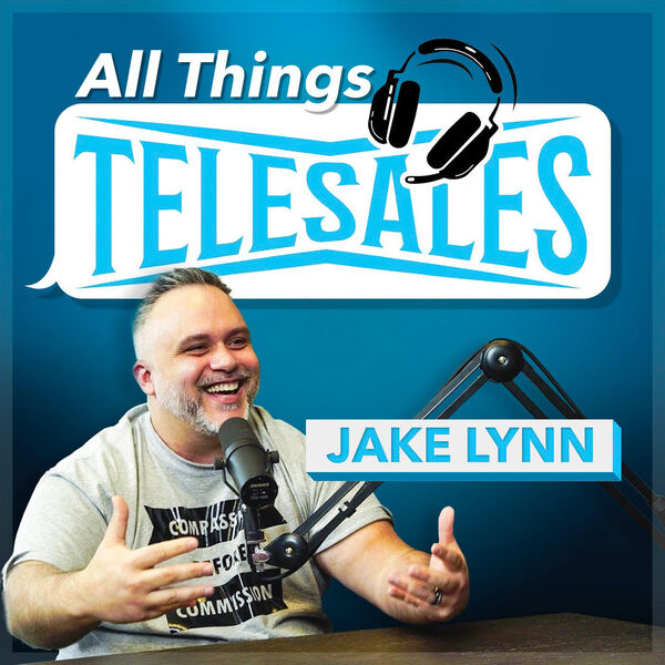 All Things Telesales Podcast Artwork Image