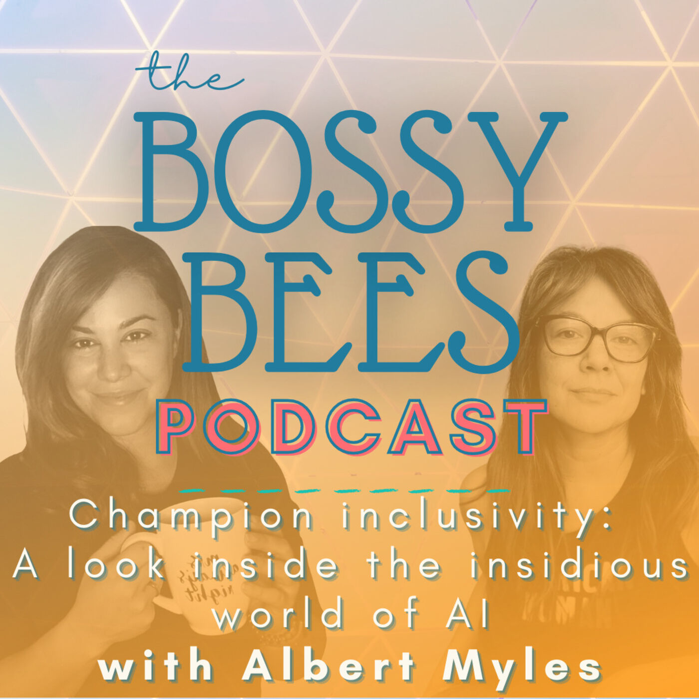 Champion inclusivity: A look inside the insidious world of AI with Albert Myles