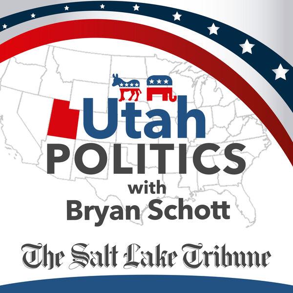 Utah Politics with Bryan Schott Podcast Artwork Image