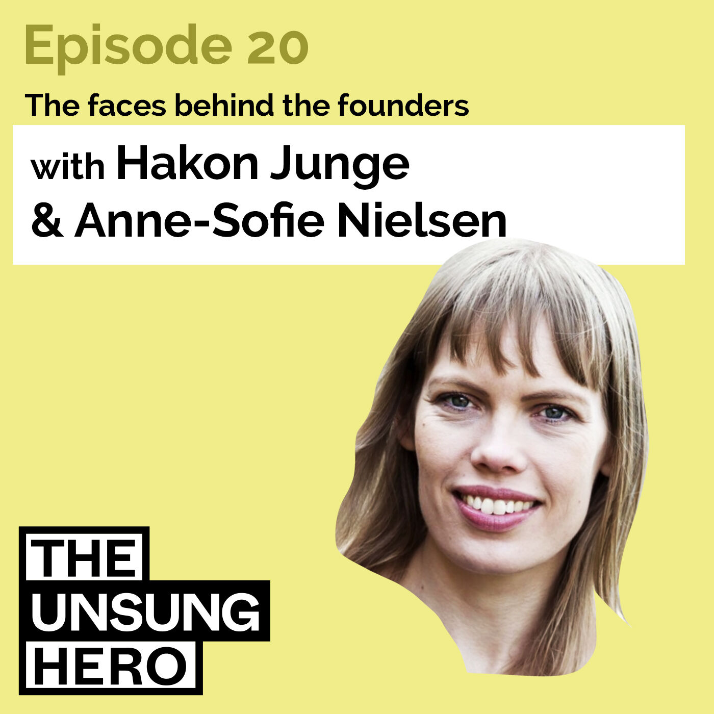 """Episode 20: """"A growth journey in tech"""" with Anne-Sofie Nielsen from Peakon"""