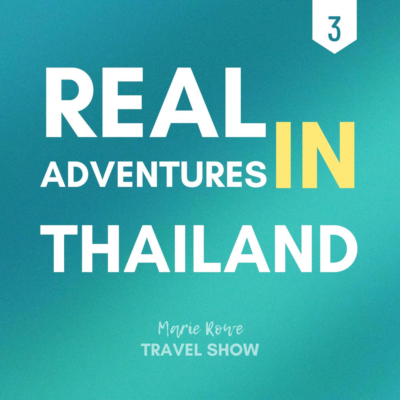 JUNGLE TREKKING & THAI BOXING: ADVENTURES IN THAILAND