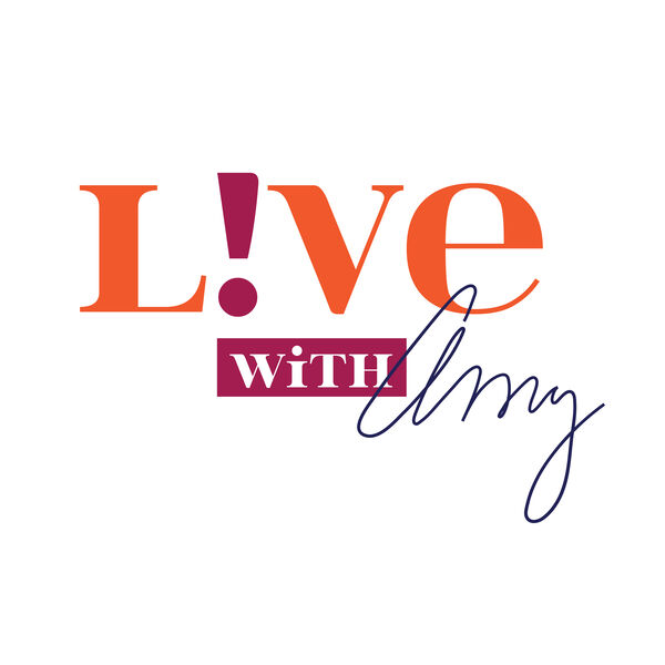 Live with Amy Podcast Artwork Image