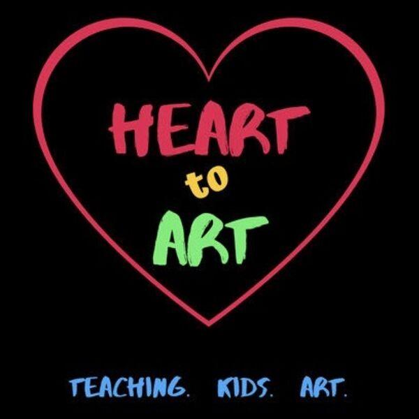 Heart to Art Podcast Artwork Image