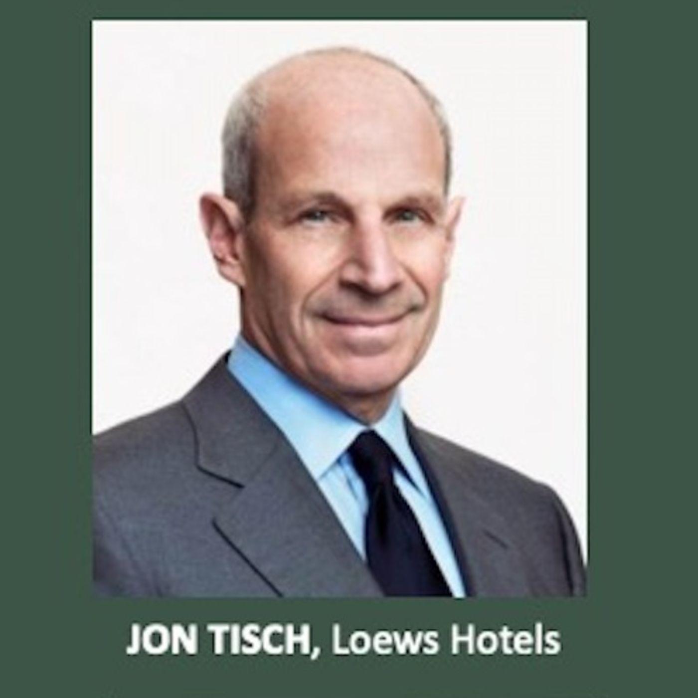 Launchcast - Ep. 3 Jon Tisch