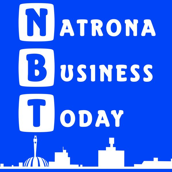 Natrona Business Today Podcast Artwork Image