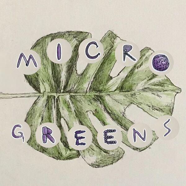Microgreens Podcast Artwork Image