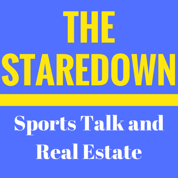 The StareDown Podcast Artwork Image