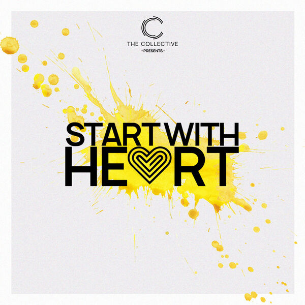 Start with Heart  Podcast Artwork Image