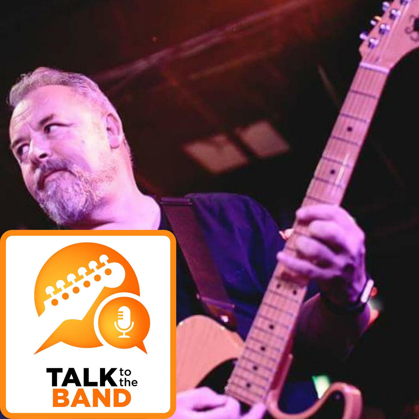 Nigel Spennewyn - Guitarist, Chandler Guitars and Suhr Guitars