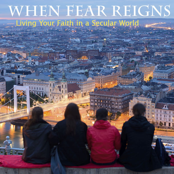 When Fear Reigns Podcast Artwork Image