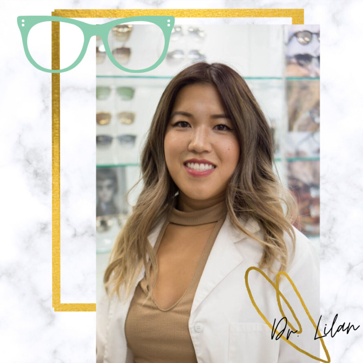 Dr. Lilan Le: New Model for Eye Care Focuses on Convenience and Speed