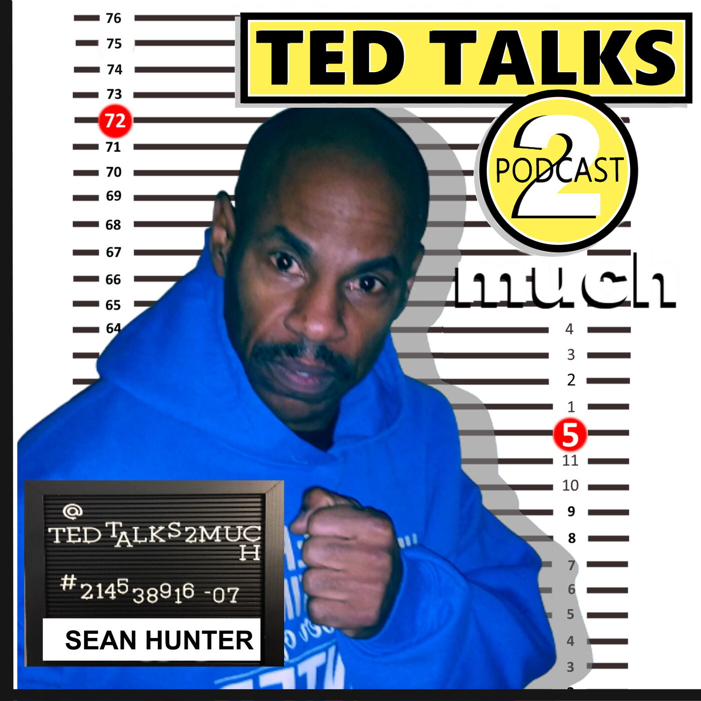 TED TALKS 2 Sean Hunter... about Covid, Male Stripping and Personal Enlightenment