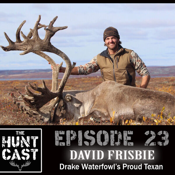 The Huntcast Podcast Artwork Image