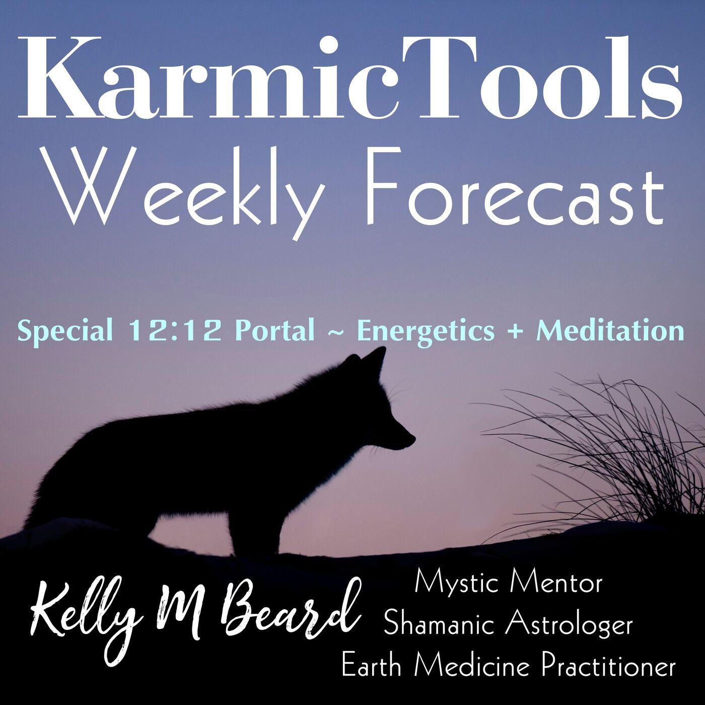 Special 12:12 Portal ~ Energetics + Meditation