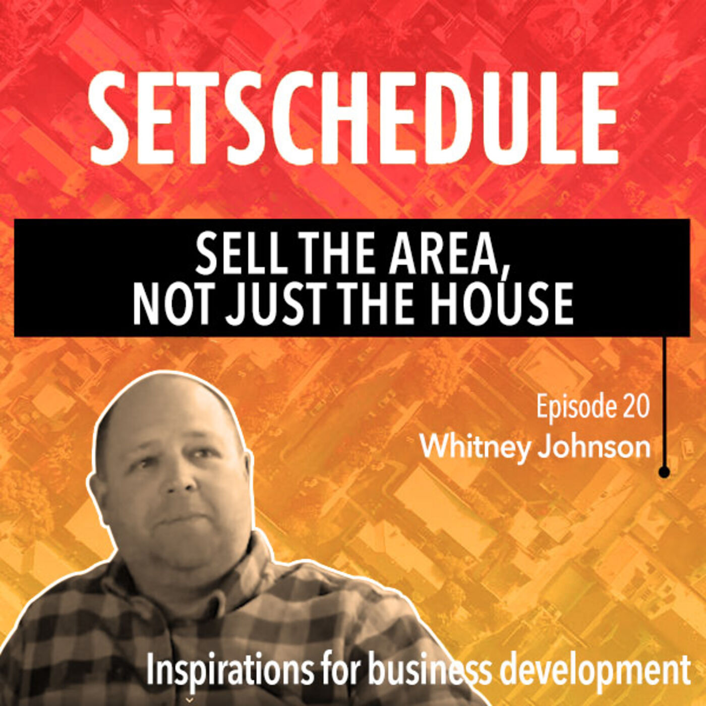 Sell the Area, Not Just the House - Whitney Johnson