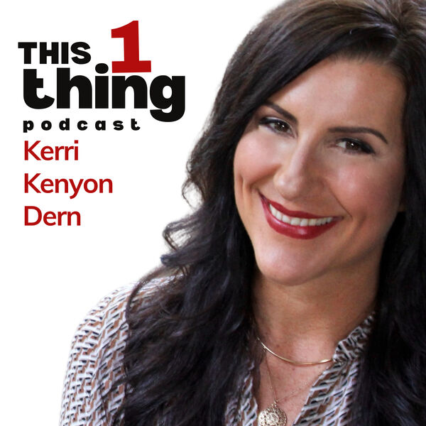 This One Thing Podcast Podcast Artwork Image