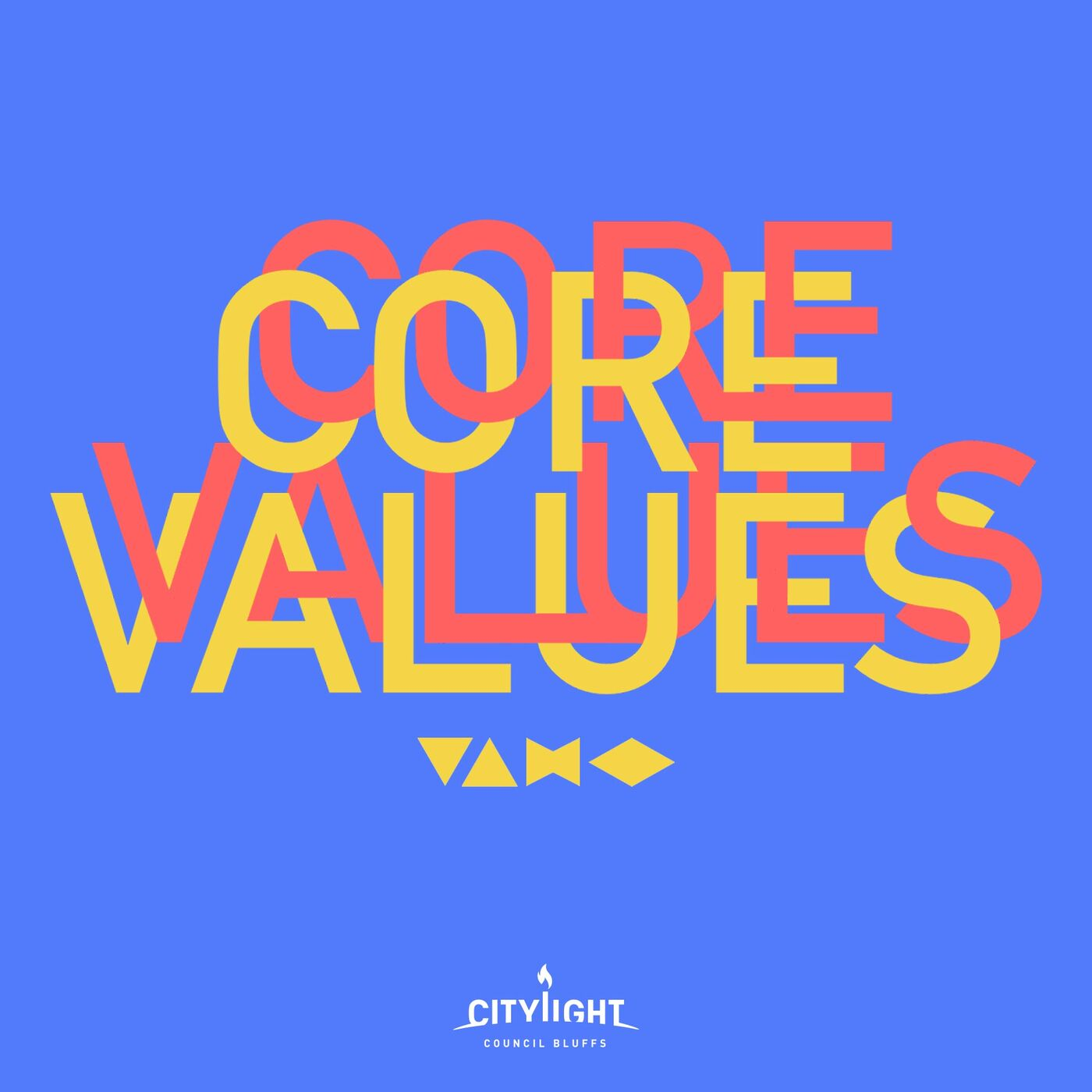 Core Values 2020: Up, Spiritual Formation