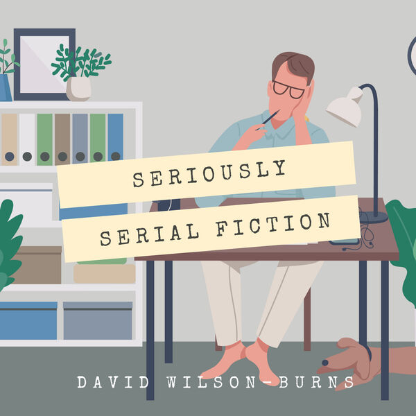 Seriously Serial Fiction Podcast Artwork Image