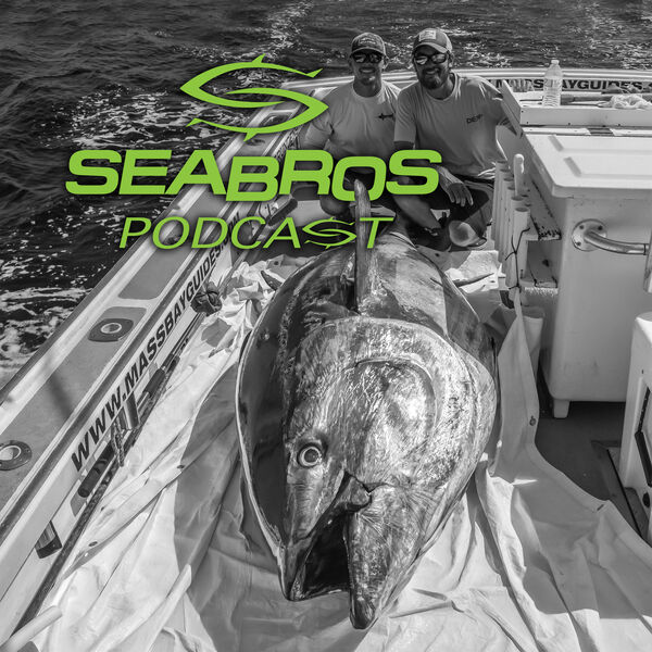 SeaBros Fishing Podcast - Fishing Stories, Tactics, and Interviews from Top Captains, Mates, and Outdoorsmen from Across the World Podcast Artwork Image