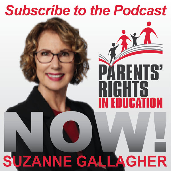 Parents' Rights Now!  Podcast Artwork Image