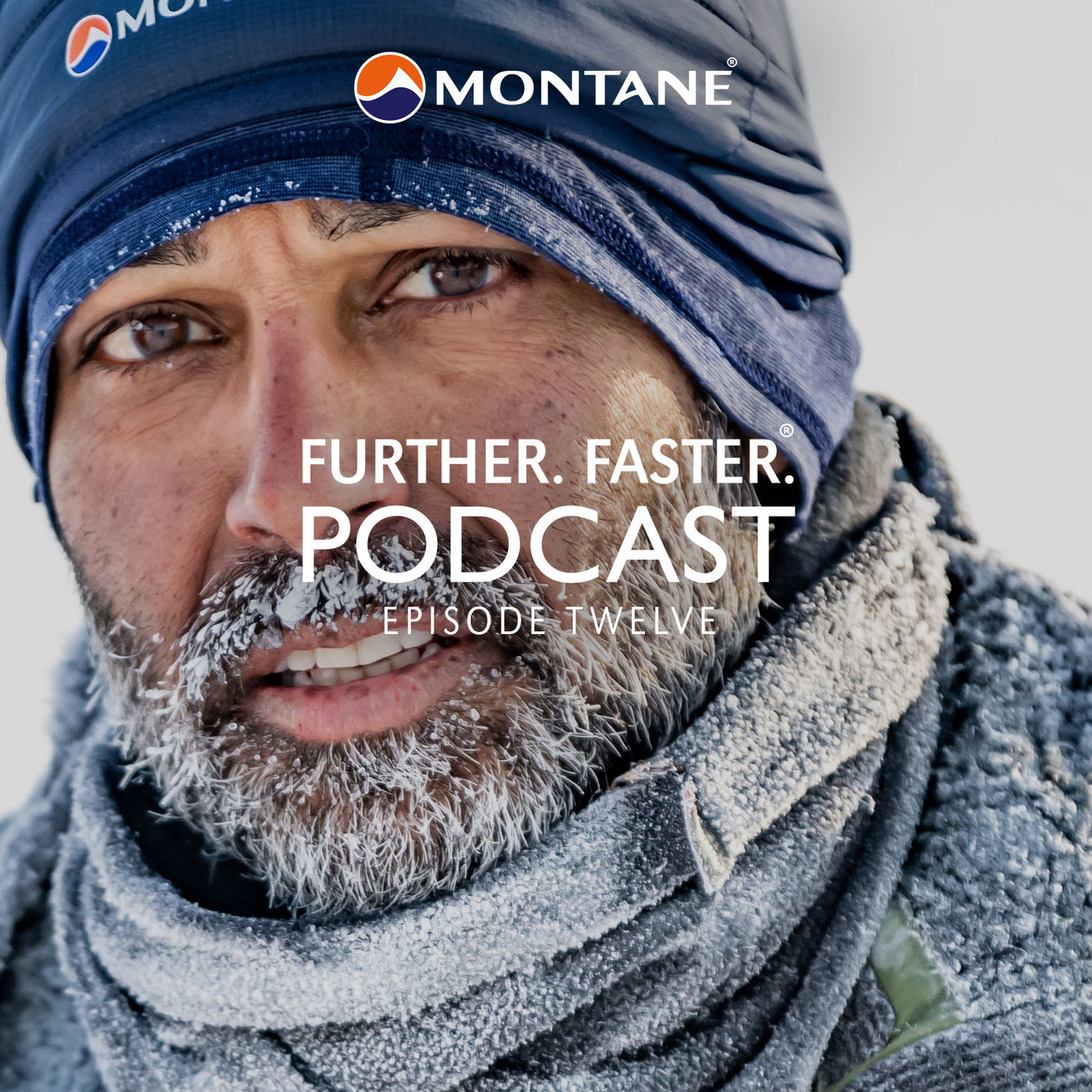 Further. Faster. Podcast Ep12 (Completing the World's Coldest Ultra Race with Javed Bhatti)