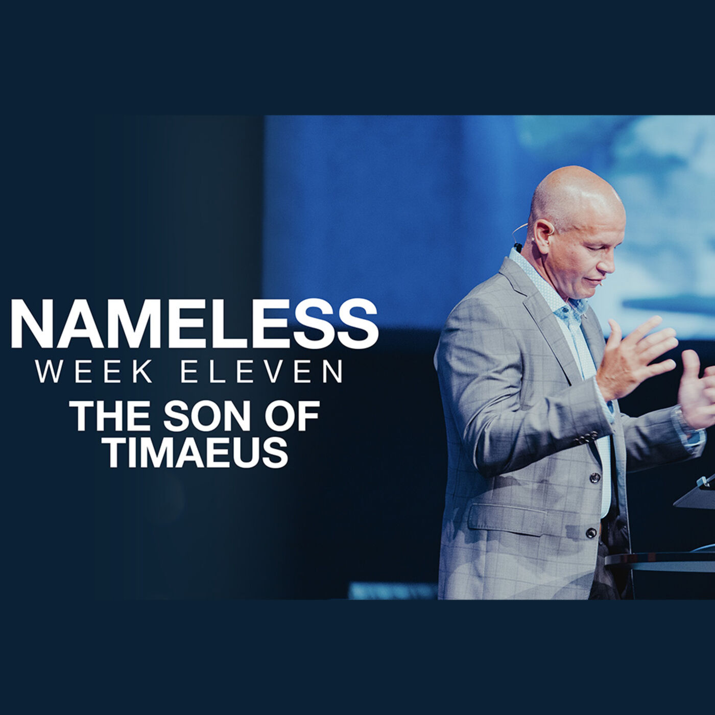 Nameless Week Eleven // The Son of Timaeus