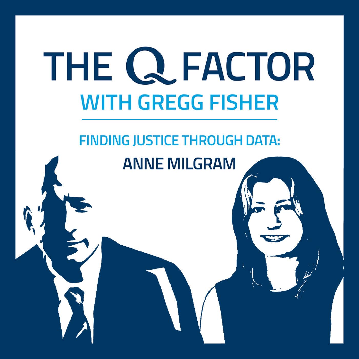 Anne Milgram: Finding Justice Through Data