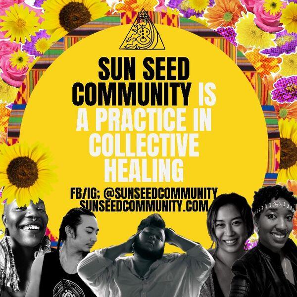 Sun Seed Community Podcast Podcast Artwork Image