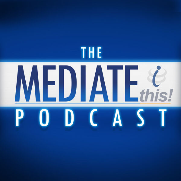 Mediate This! Podcast Artwork Image
