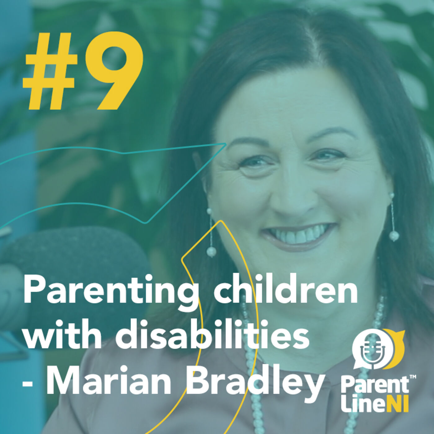 #9 - Parenting Children with Disabilities with Marian Bradley