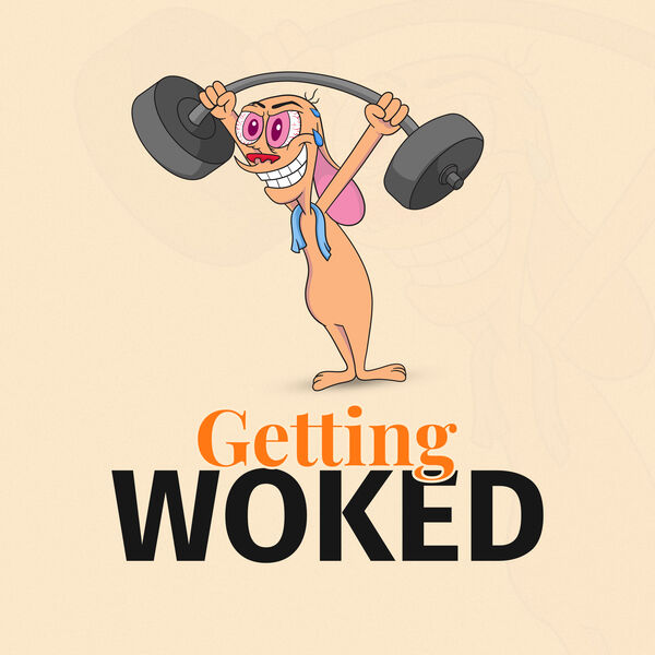 Getting Woked with Lando feat. Stacey Kroon Podcast Artwork Image