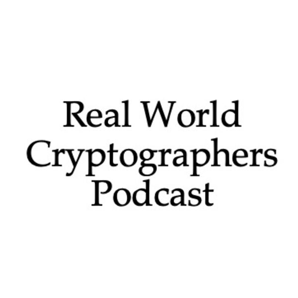 Real World Cryptographers Podcast Podcast Artwork Image