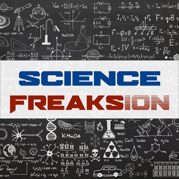 Science FREAKSion Podcast Artwork Image