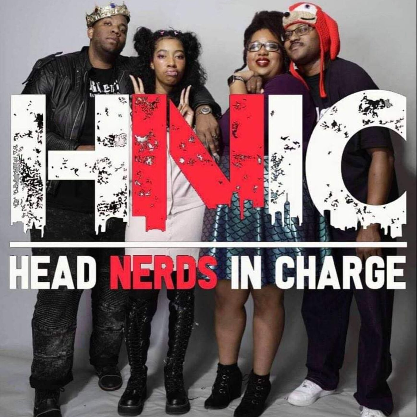 "Season 7 Episode 7- Teffy Wonder- Co-Host of ""HNIC- Head Nerds In Charge""- Phillys #1 Geek talk web-show and podcast!"