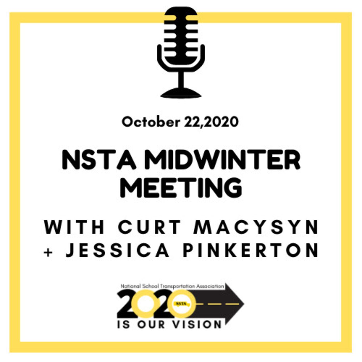 NSTA Mid Winter Meeting | Jessica Pinkerton, NSTA Member Services Coordinator