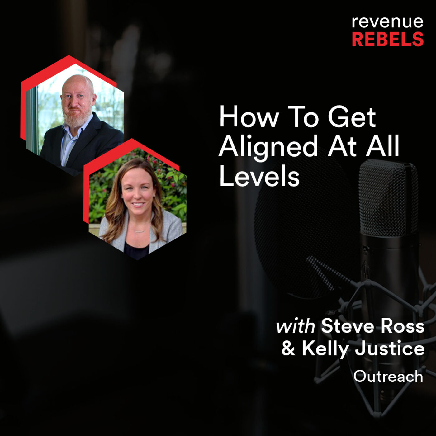 How To Get Aligned At All Levels with Marketing & Sales Duo at Outreach