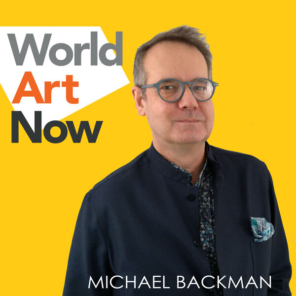 World Art Now Podcast Artwork Image