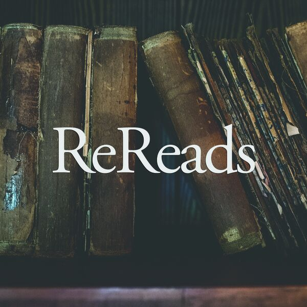 ReReads Podcast Artwork Image