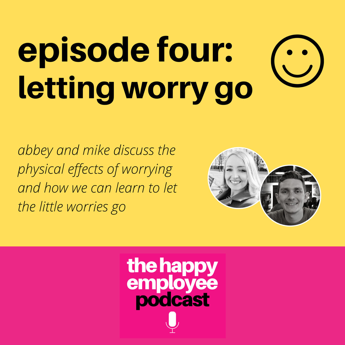 Letting worry go