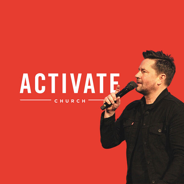 Activate Church Podcast Artwork Image