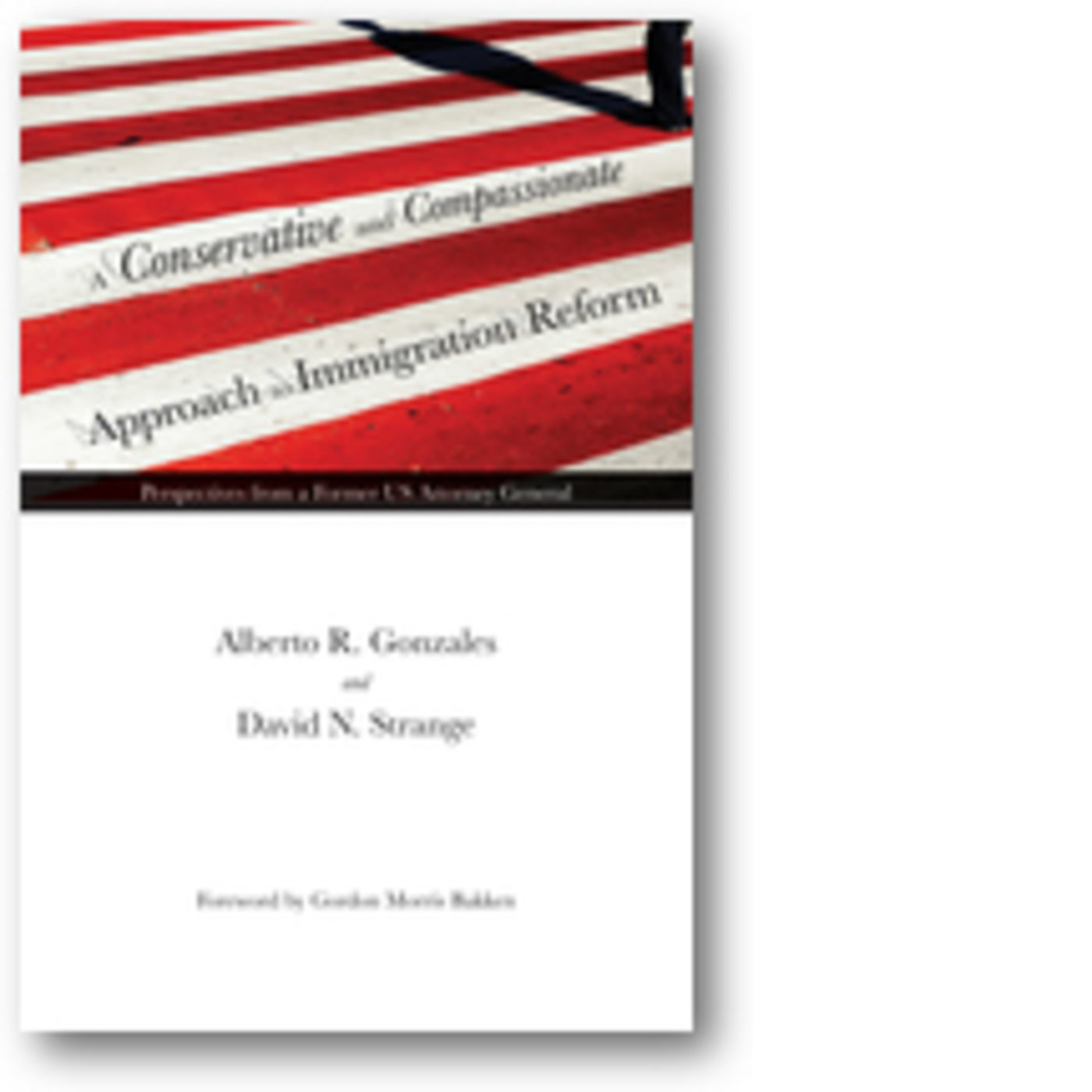 David Strange - A Conservative and Compassionate Approach to Immigration Reform