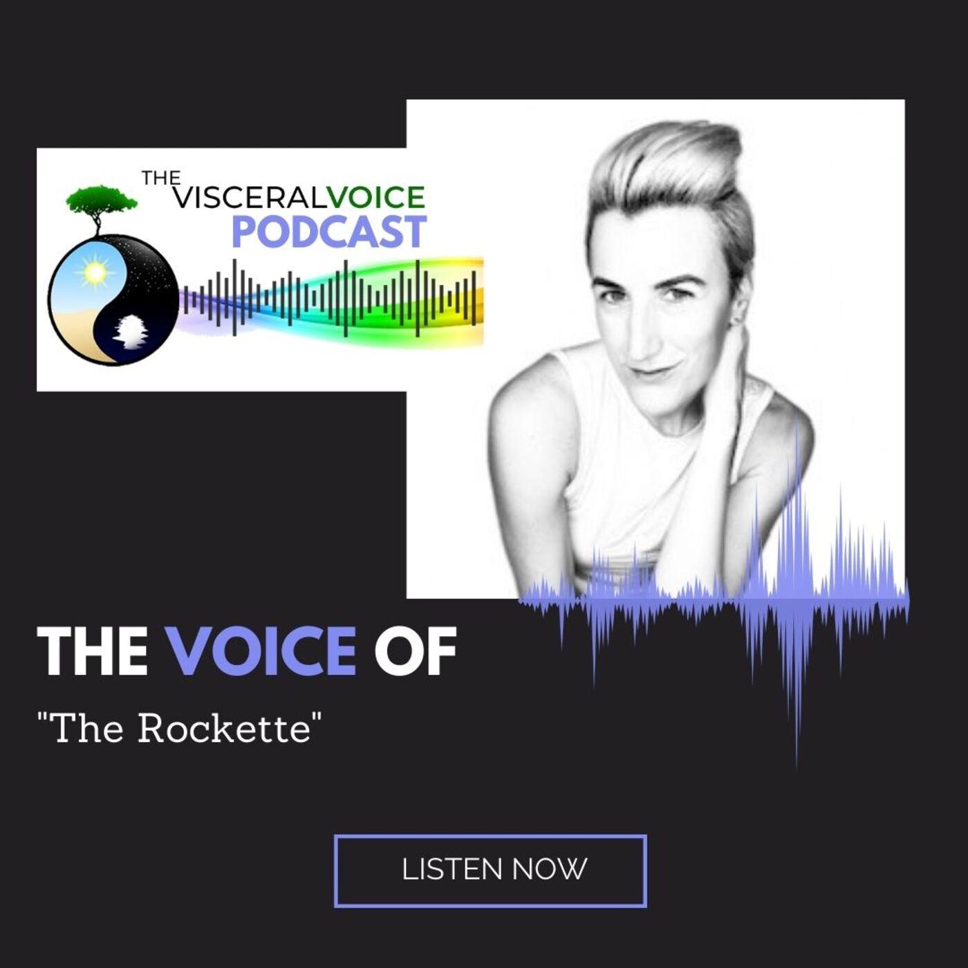 The Voice Of: The Rockette | Purdie Bauman